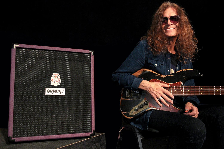 Orange Amplification Launch Glenn Hughes Limited Edition Bass Amp