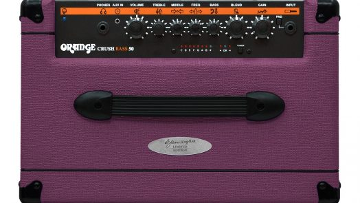 Orange Glenn Hughes Limited Edition Bass Amp