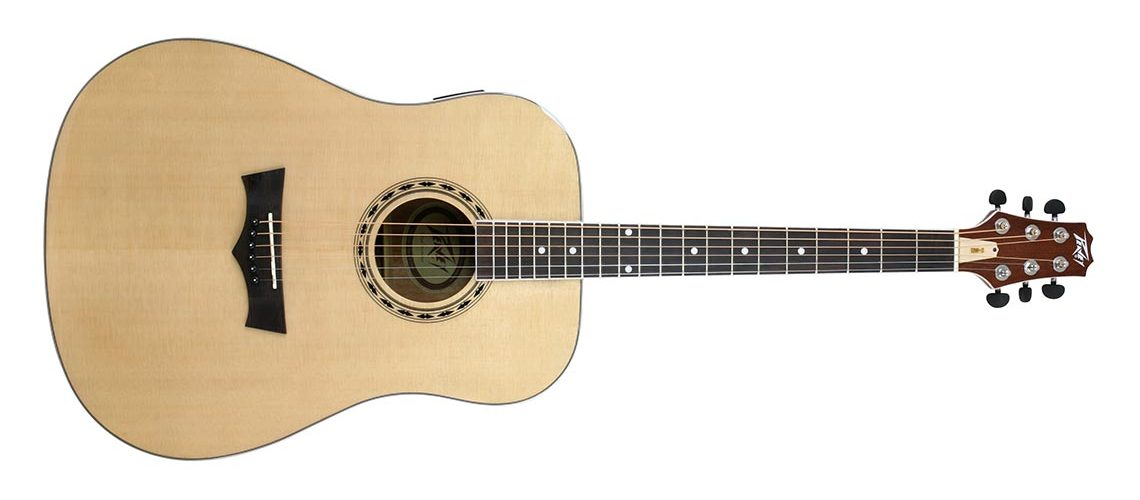 Peavey Delta Woods Series Acoustic Guitars