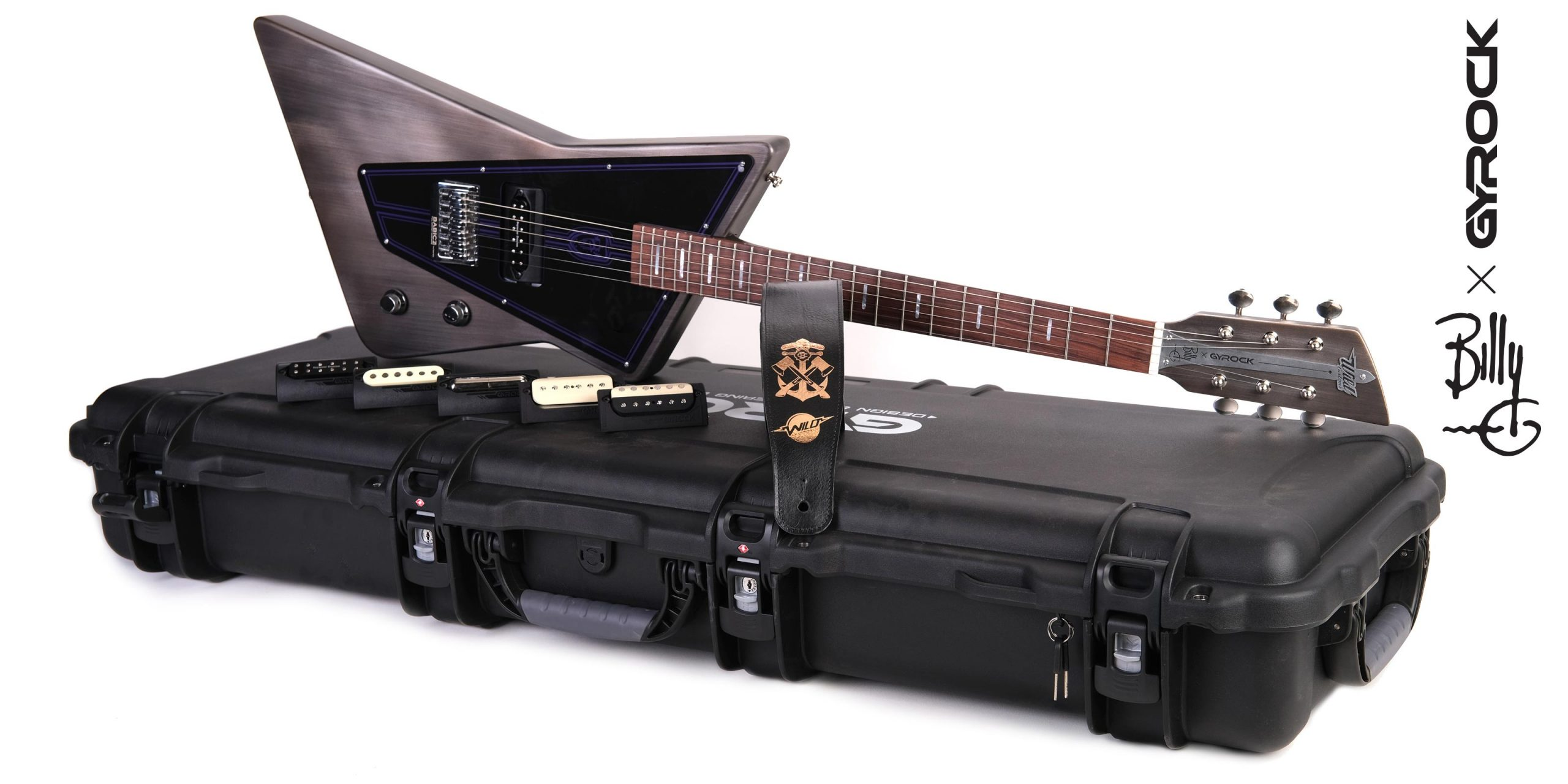 Wild Customs Introduces The Billy F. Gibbons Special