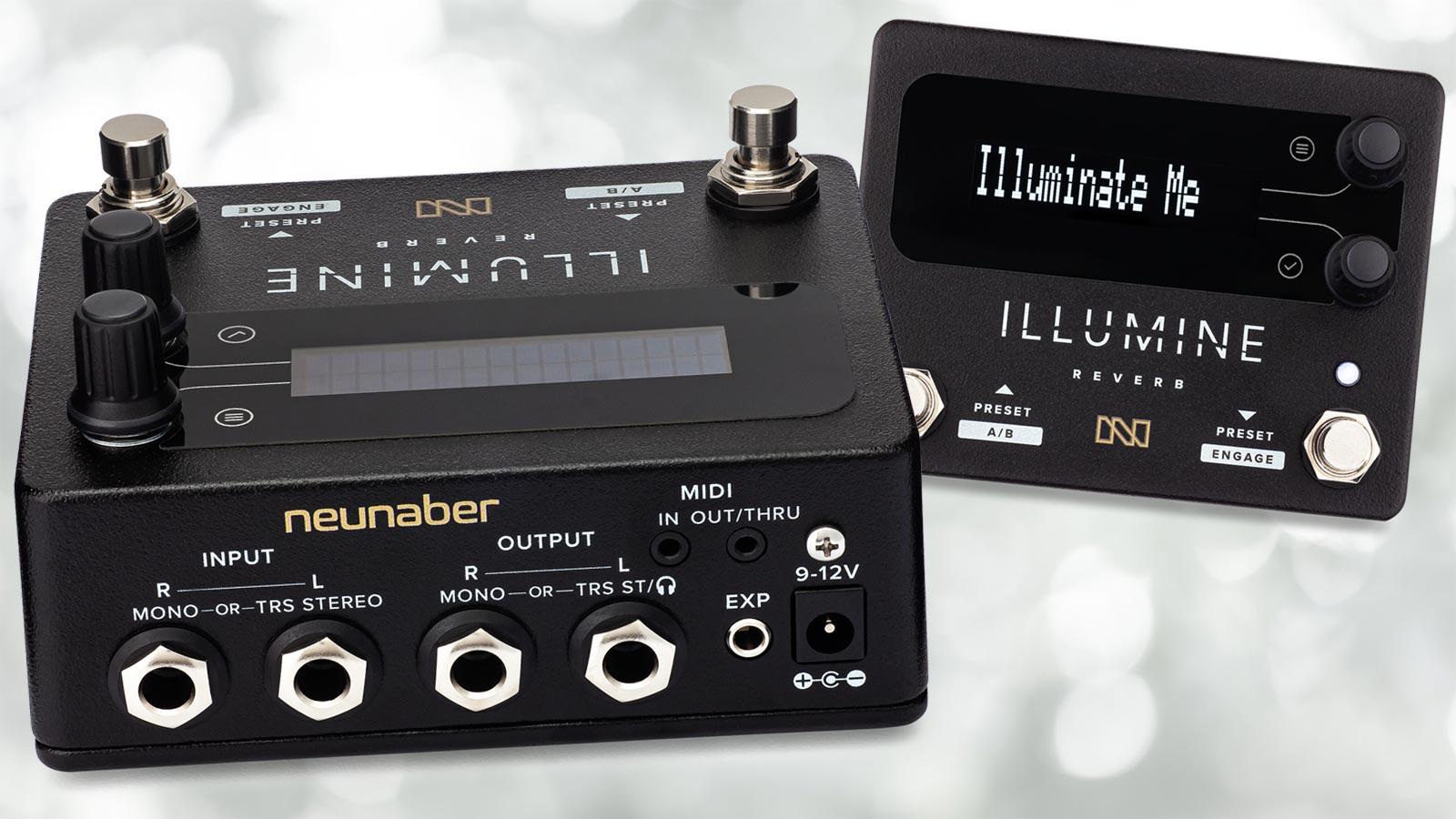 Neunaber Audio ILLUMINE Reverb Pedal