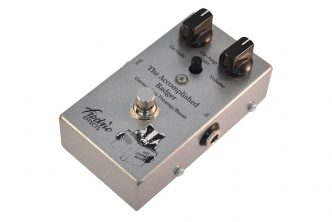 Fredric Effects The Accomplished Badger MkII