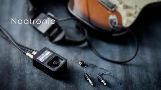 Noatronic Wireless Guitar System
