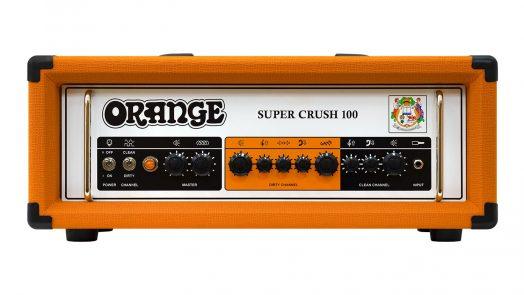 Orange Super Crush 100 head