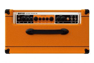 Orange Super Crush 100 combo