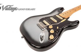 Vintage has added three new models to the 25th Anniversary Series of solid bodied electric guitars