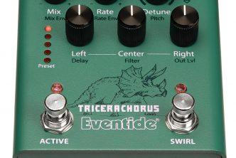 Eventide TriceraChorus Pedal